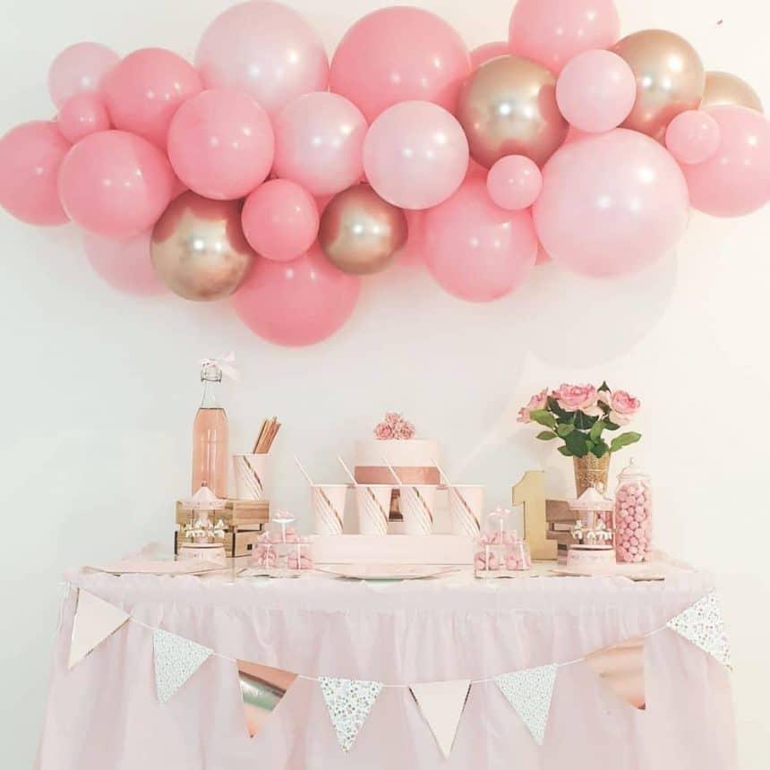 decoration anniversaire